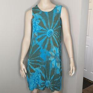 Hibiscus Collection Hawaii Tropical Sun Dress